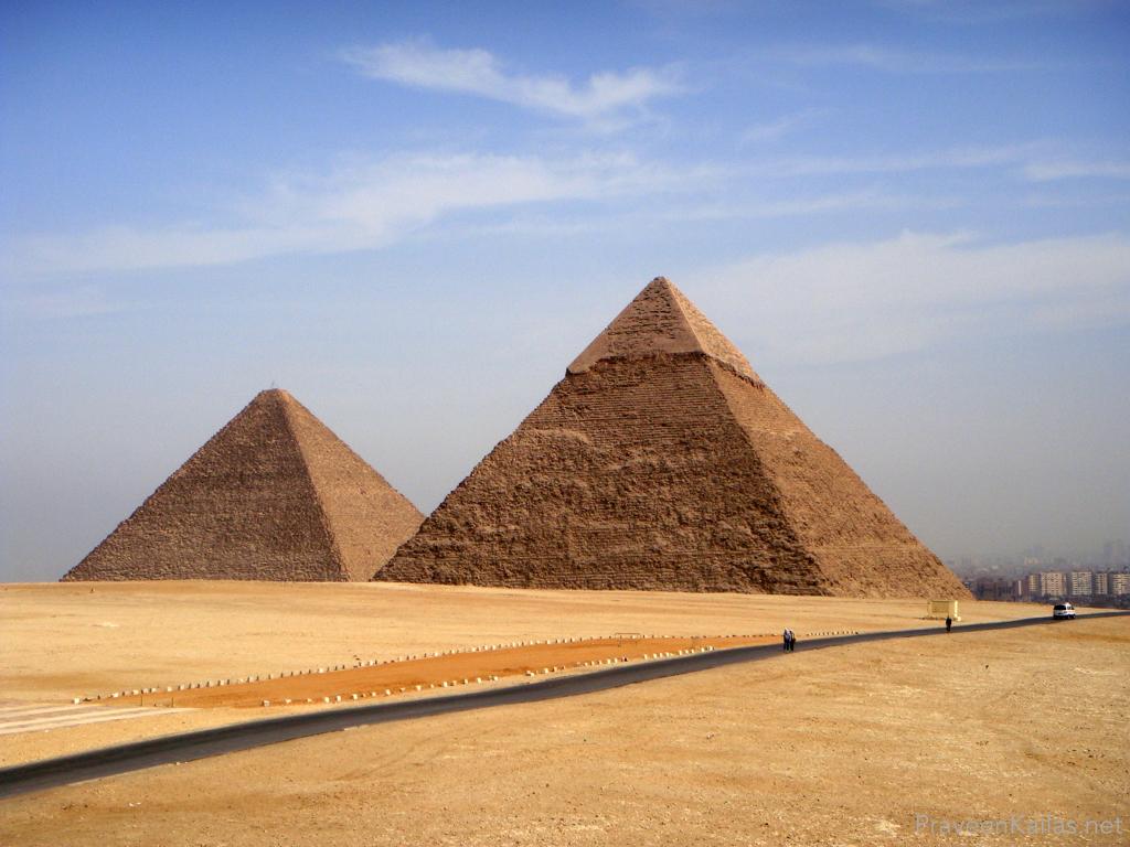 Praveen Kailas Beautiful Ancient Pyramids