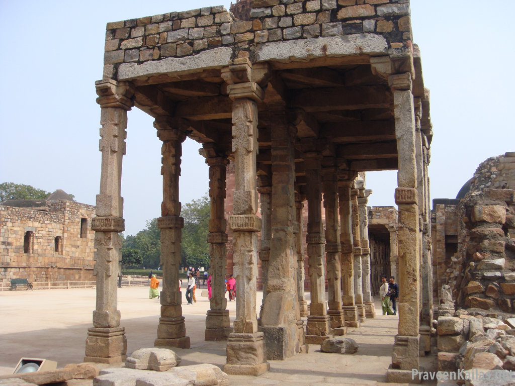 Praveen Kailas Char Minar Ancient Structure