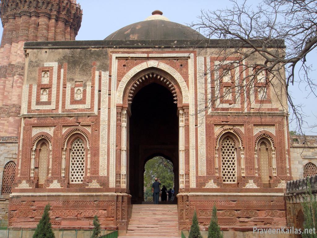 Praveen Kailas Char Minar Beautiful Exterior