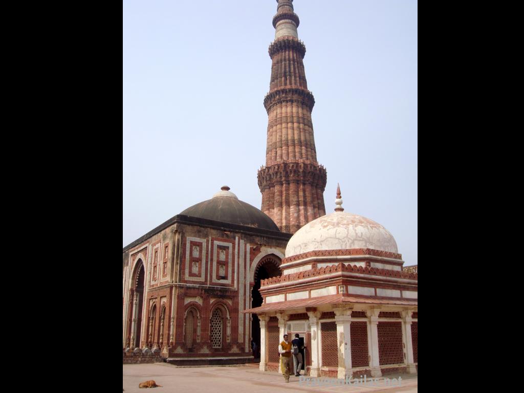 Praveen Kailas Char Minar Dome