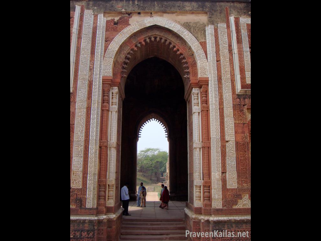 Praveen Kailas Char Minar Entry