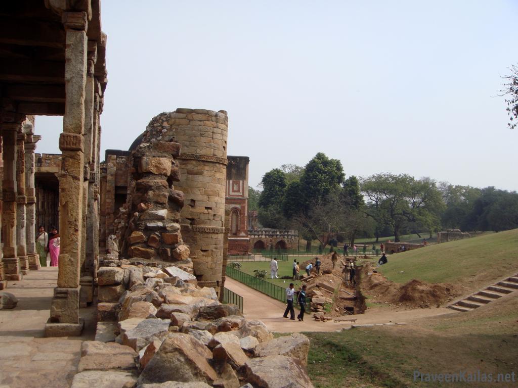 Praveen Kailas Char Minar Landscape