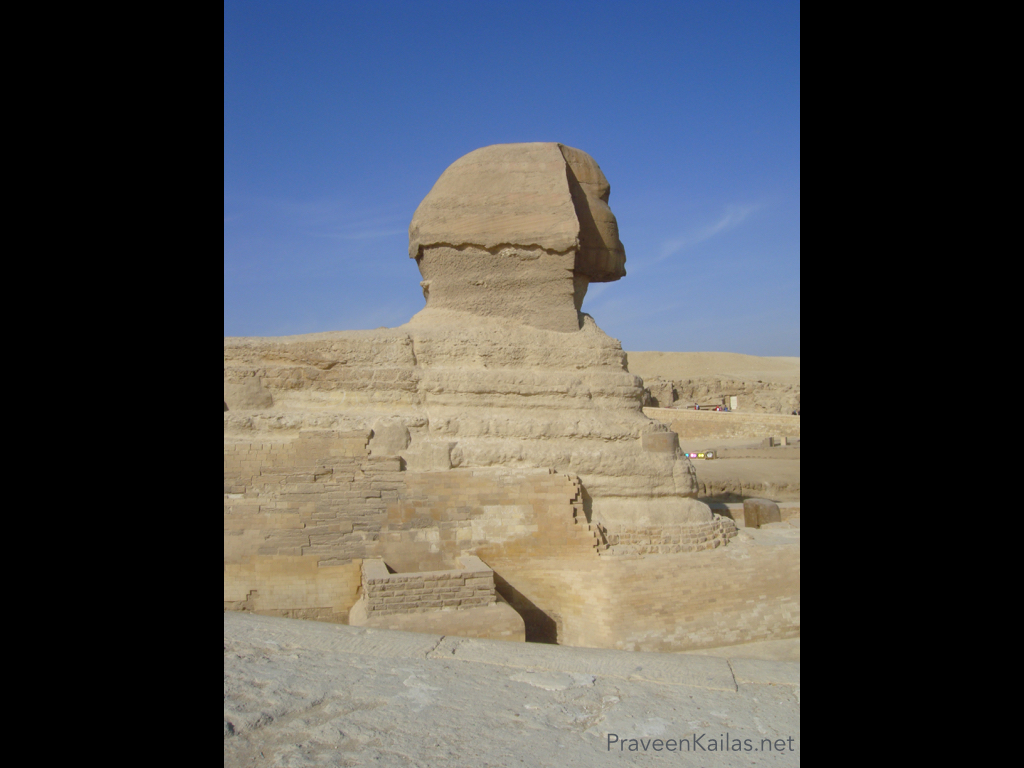 Praveen Kailas Sphinx
