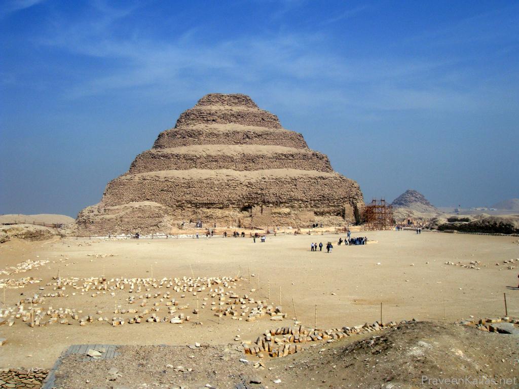 Praveen Kailas Step Pyramid