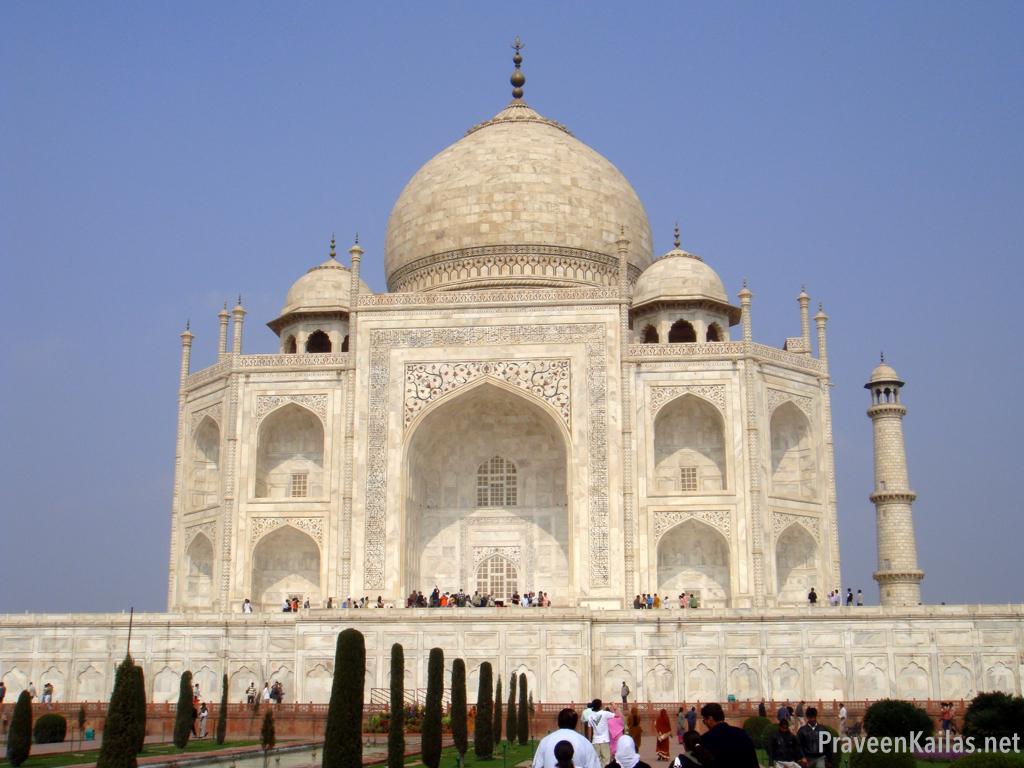 Praveen Kailas Taj Mahal