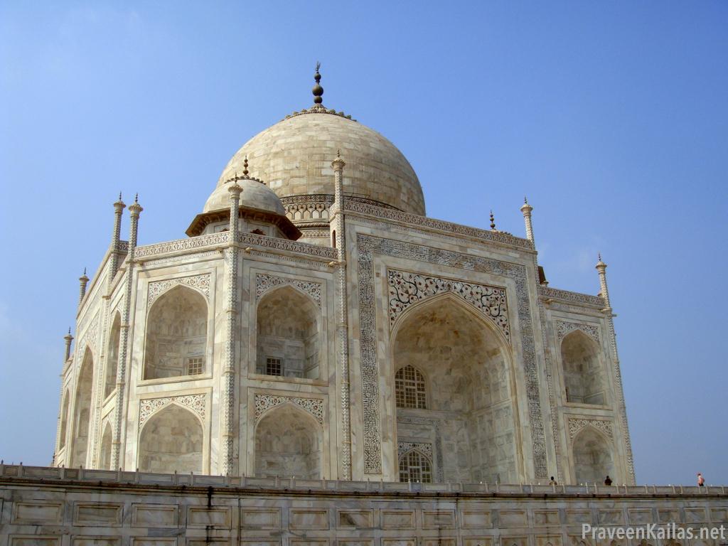 Praveen Kailas Taj Mahal Exterior