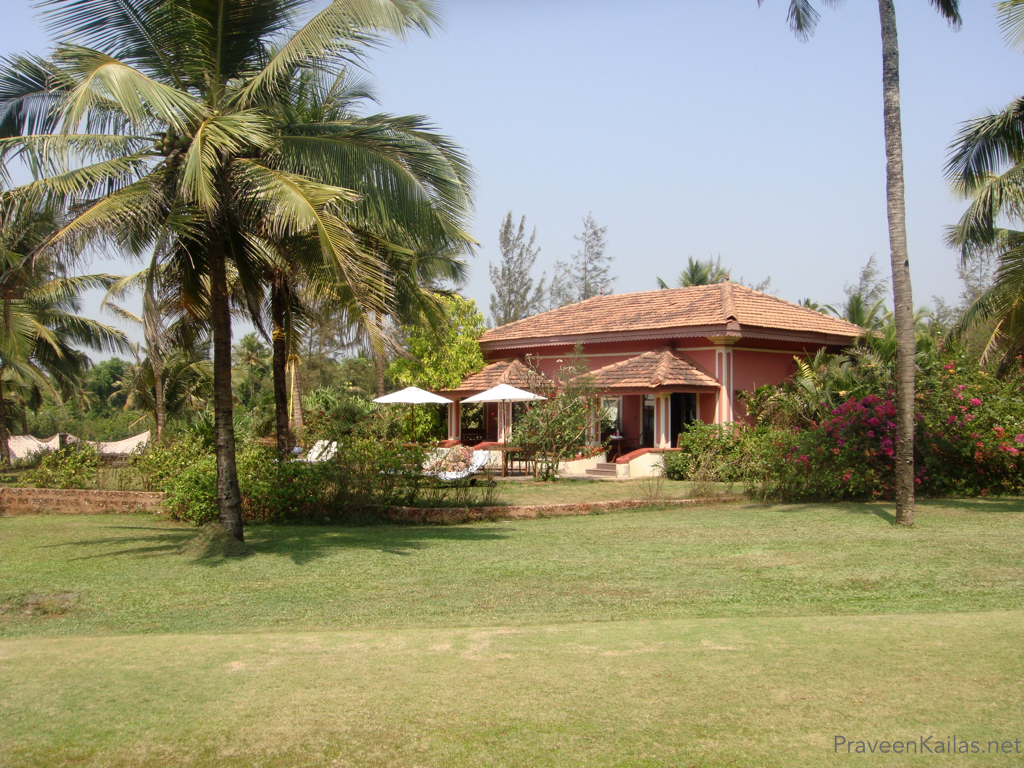 Praveen Kailas Taj Villages Resort 1