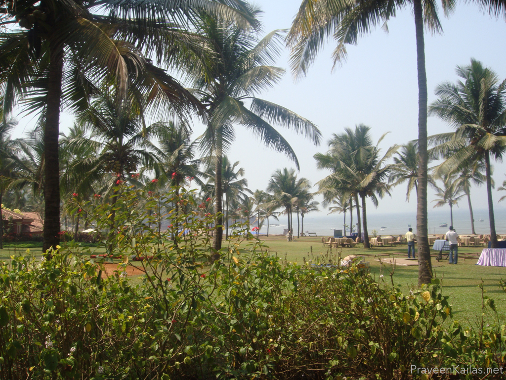 Praveen Kailas Taj Villages Resort 4